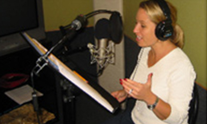 Jennifer Kushell Audio Book Reading