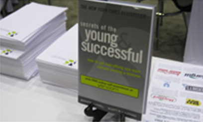 Secrets Of The Young & Successful - Jennifer Kushell