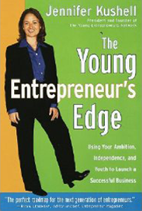 Image: book - The Young Entrepreneur's Edge